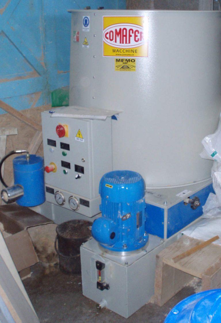 machine de fabrication de briquette pour le recyclage de la sciure